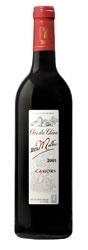 Clos Du Chène 100% Malbec 2005, Ac Cahors Bottle