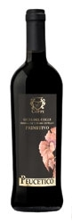 Coppi Peucetico Primitivo 2001, Doc Gioia Del Colle Bottle