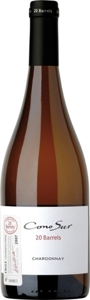 Cono Sur 20 Barrels Chardonnay 2007, Casablanca Valley, El Centinela Estate, Limited Edition Bottle