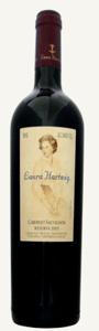 Laura Hartwig Reserva Cabernet Sauvignon 2006, Colchagua Valley Bottle
