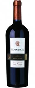 Santa Alicia Gran Reserva Carmenère 2005, Maipo Valley Bottle
