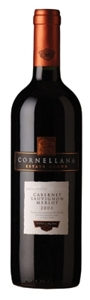Cornellana Cabernet Sauvignon/Merlot, Cachapol Valley, 2008 Bottle