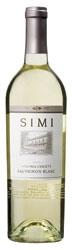 Simi Sauvignon Blanc 2008, Sonoma County Bottle