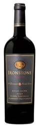 Ironstone Estate Reserve Cabernet Sauvignon 2006, Sierra Foothills, Estate Grown Bottle