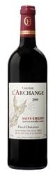 Château L'archange 2005, Ac Saint émilion Bottle