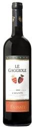 Fassati Le Gaggiole Chianti Riserva 2004, Docg Bottle