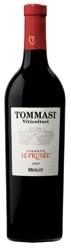 Tommasi Le Prunée Merlot 2007, Igt Delle Venezie Bottle