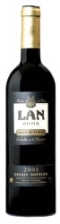 Lan Gran Reserva 2001, Doca Rioja, Estate Btld. Bottle