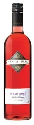 Santa Julia Syrah Rosé 2008, Mendoza Bottle