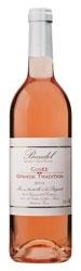 La Cadierenne Cuvée Grande Tradition Bandol Rosé 2008, Ac Bottle