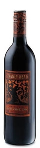 Gnarly Head Old Vine Zin 2007 Bottle