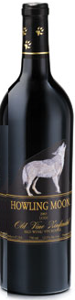 Howling Moon Old Vine Zinfandel 2005, Lodi Bottle