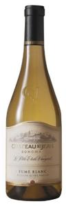 Château St. Jean Fumé Blanc 2006, Sonoma Bottle