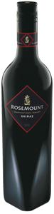 Rosemount Diamond Label Shiraz 2006, Southeastern Australia Bottle