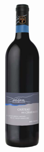 Château Des Charmes Merlot 2007, VQA  St. David's Bench Vineyard, Niagara Bottle