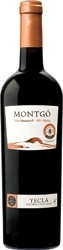 Montgó Monastrell/Shiraz 2004, Do Yecla (Vinnico Export) Bottle