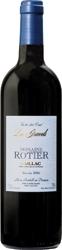 Domaine Rotier Les Gravels 2006, Ac Gaillac Bottle
