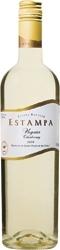 Estampa Viognier/Chardonnay 2008, Colchagua Valley, Estate Btld. Bottle
