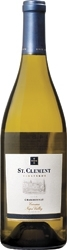 St. Clement Chardonnay 2007, Carneros, Napa Valley Bottle