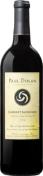 Paul Dolan Vineyards Cabernet Sauvignon 2006, Mendocino County, Organic Bottle