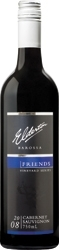 Elderton Friends Vineyard Series Cabernet Sauvignon 2006, Eden Valley, South Australia Bottle