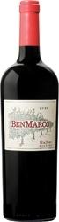 Benmarco Malbec 2006, Mendoza Bottle