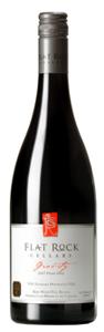 Flat Rock Cellars Gravity Pinot Noir 2007, VQA Twenty Mile Bench, Niagara Peninsula Bottle