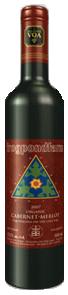 Frogpond Farm Organic Cabernet/Merlot 2007, VQA Niagara On The Lake  (500ml) (500ml) Bottle