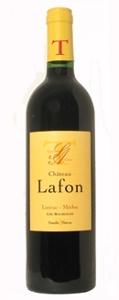 Château Lafon, Listrac Médoc, Cru Bourgeois, 2005, Famille Théron 2005 Bottle