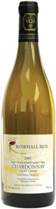 Rosehall Run Cuvée County Chardonnay 2007, VQA Prince Edward County Bottle