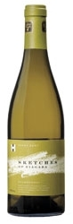 Tawse Sketches Of Niagara Chardonnay 2007, VQA Niagara Peninsula Bottle