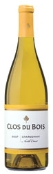 Clos Du Bois Chardonnay 2007, North Coast Bottle