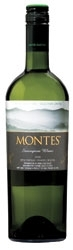 Montes Limited Selection Sauvignon Blanc 2008, Leyda Vineyard, Leyda Valley Bottle