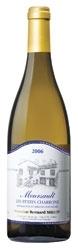 Domaine Bernard Millot Les Petits Charrons Meursault 2006 Bottle