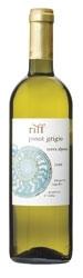 Riff Terra Alpina Pinot Grigio 2008, Igt Delle Venezie Bottle