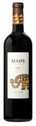 Maipe Malbec 2008, Mendoza, Andean Culture Bottle