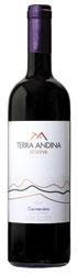 Terra Andina Reserva Carmenère 2007, Rapel Valley Bottle