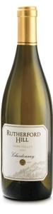 Rutherford Hill Chardonnay 2007, Napa Valley Bottle