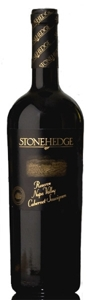 Stonehedge Reserve Cabernet Sauvignon 2007, Napa Valley Bottle