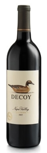 Duckhorn Decoy 2007, Napa Valley Bottle