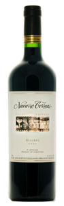 Navarro Correas Coleccion Privada Malbec 2007, Mendoza Bottle