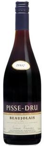 Pisse Dru Beaujolais 2008 Bottle