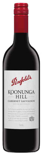 Penfolds Koonunga Hill Cabernet Sauvignon 2006, South Australia Bottle