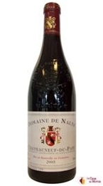 2006 Domain De Nalys A.O.C. Chateauneuf Du Pape Bottle
