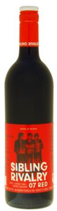 Henry Of Pelham Sibling Rivalry Red 2007, VQA Niagara Peninsula Bottle