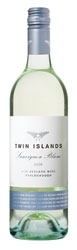 Twin Islands Sauvignon Blanc 2008, Marlborough, South Island Bottle