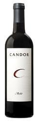 Candor Lot 1 Merlot, California Bottle