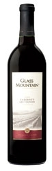 Glass Mountain Cabernet Sauvignon 2006, California, Vintner's Selection   Bottle