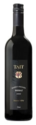 Tait Basket Pressed Shiraz 2005, Barossa Valley, South Australia Bottle