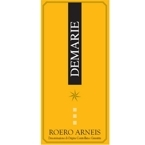 Demarie Roero Arneis 2008, Docg Bottle